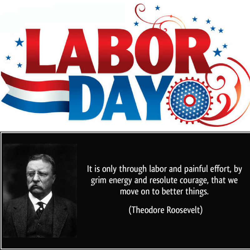 labor day 2016 , history of labor day